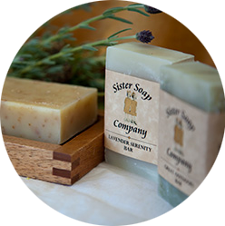 San Luis Obispo based Soap and Beauty business owned by two sisters